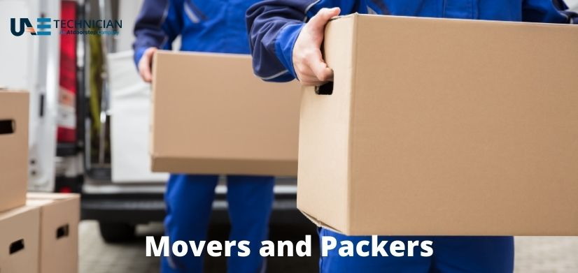 Our Professional Movers And Packers in Dubai Offering Quality Services