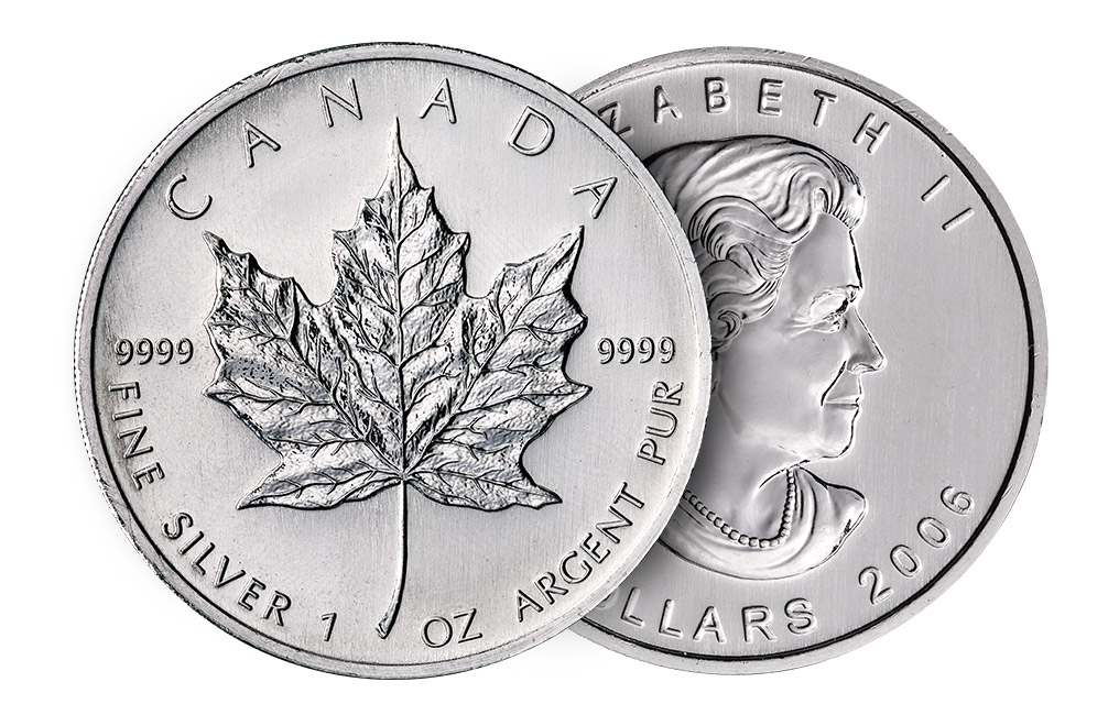 How Much Is A Silver Maple Leaf Coin Worth