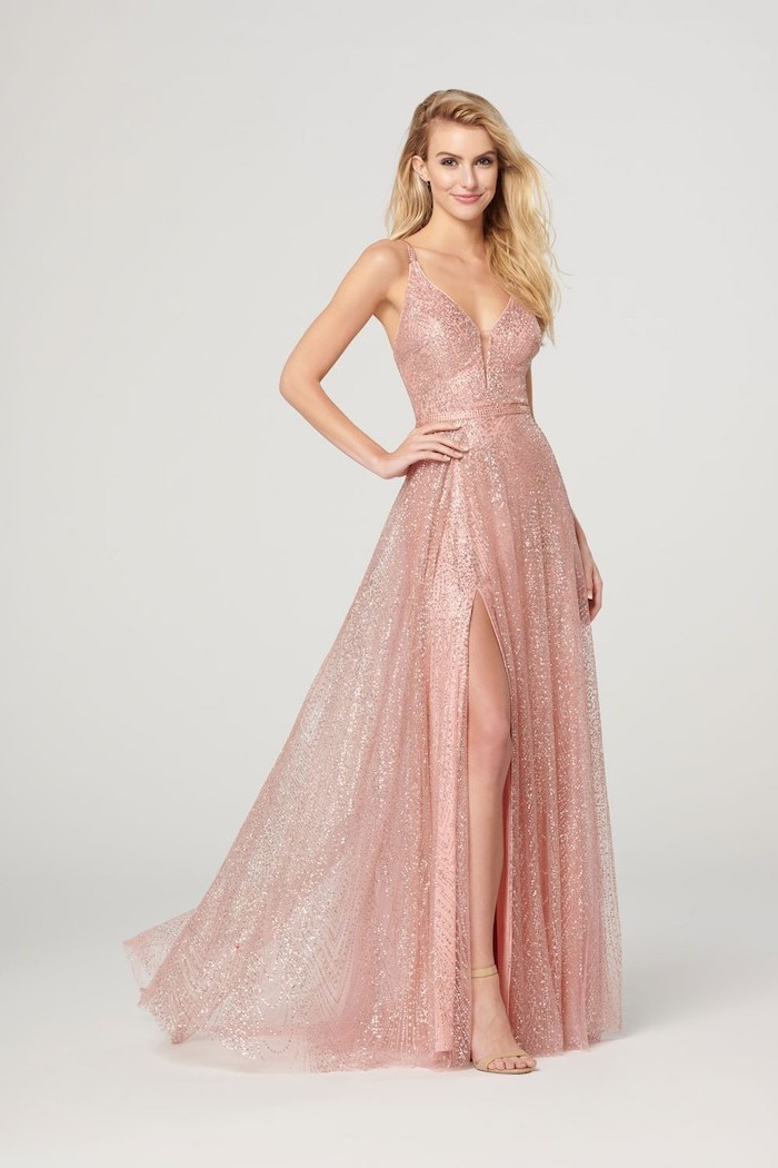 5 Ticks to Find The Rose Gold Bridesmaid Dresses That Your Squad Will Love