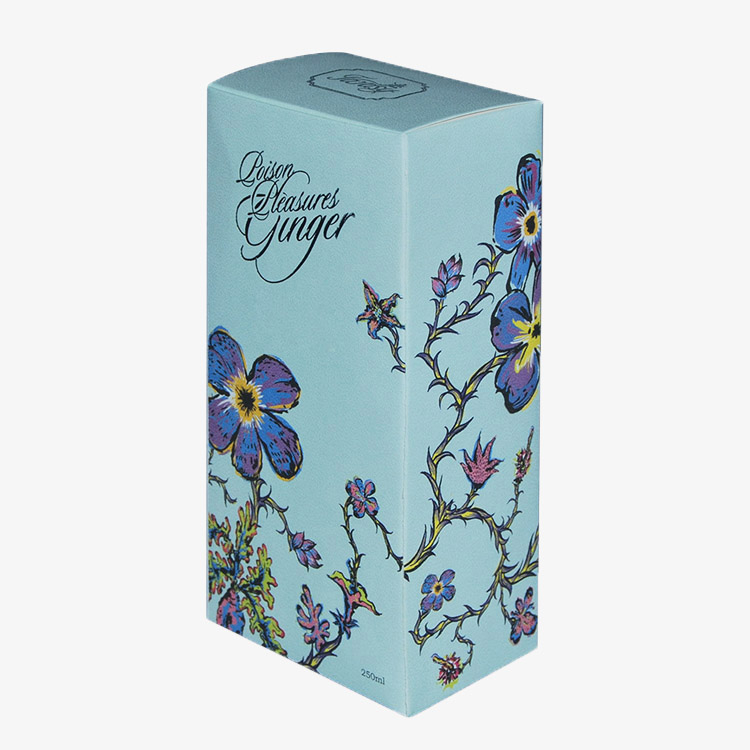 Perfume boxes with an exclusive packaging design make an elegant appearance