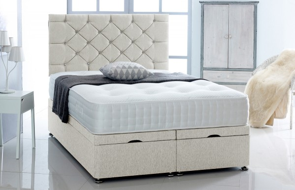 Different types of the mattresses for the Divan Bed