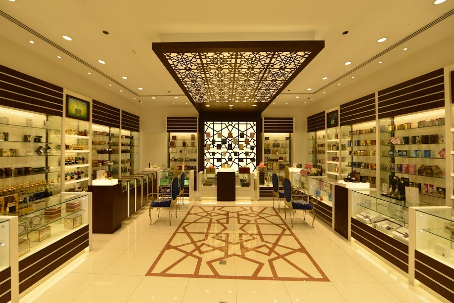Perfume shop Birmingham