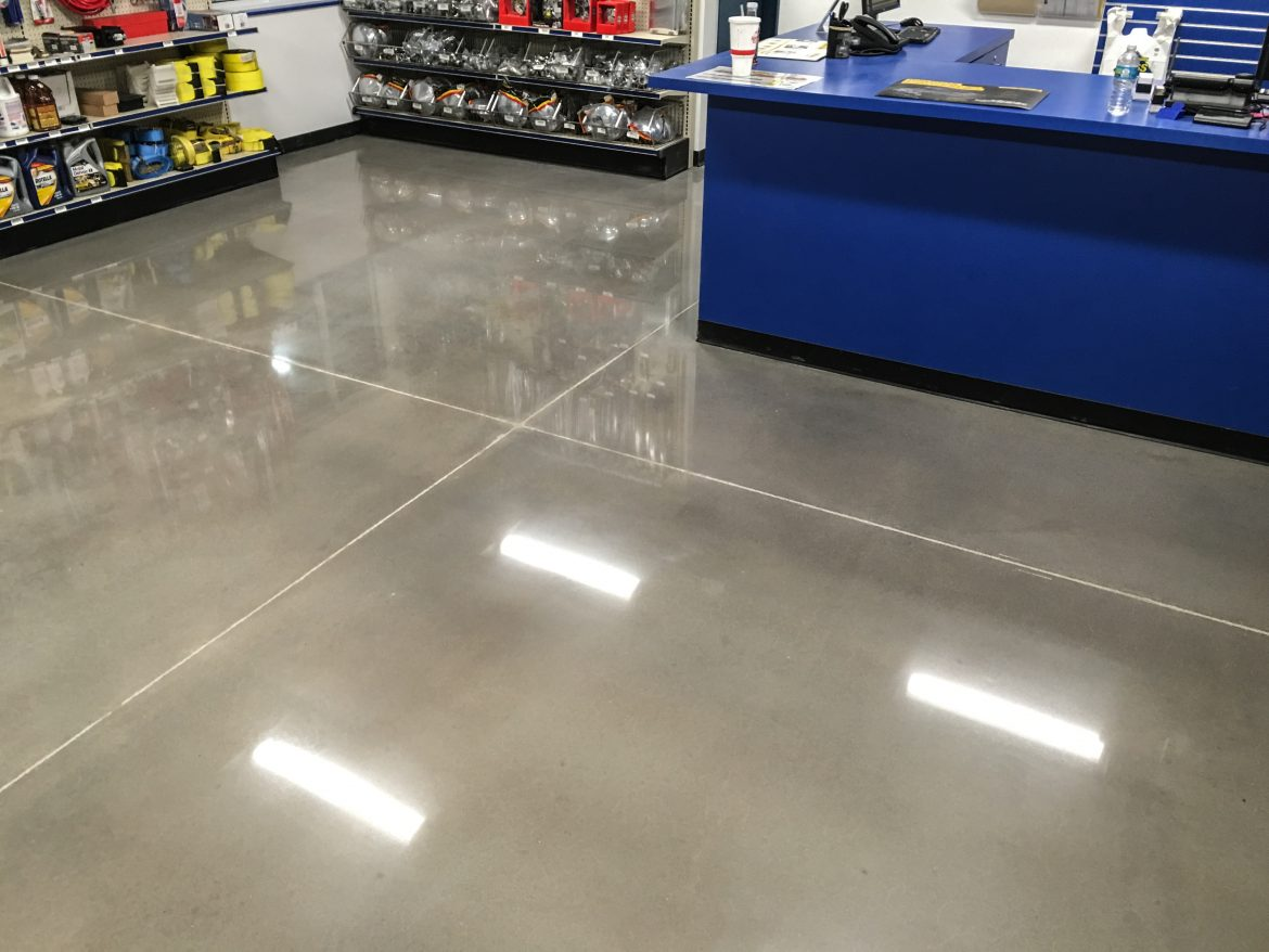 Some Of The Benefits Of Getting The Polished Concrete Floor London For Your House