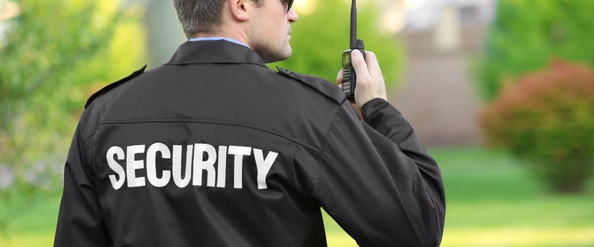 5 Places Where You Need To Consider Hiring A Security Guard In Houston