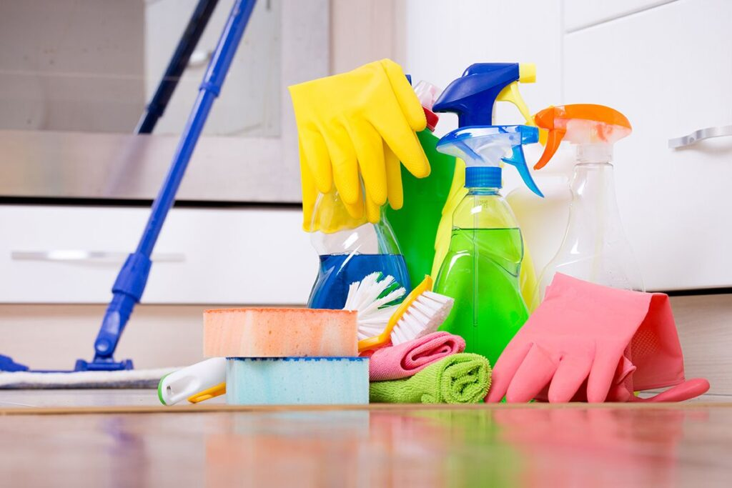 A Checklist for Deep Cleaning in Tunbridge Wells