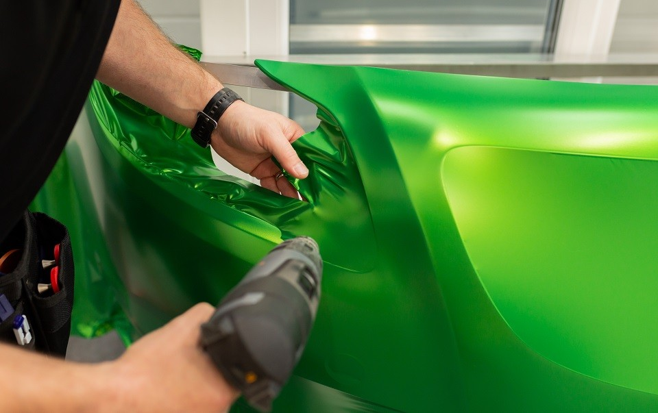 A Premium Quality Car Wrapping Offers Great Visibility to Your Business