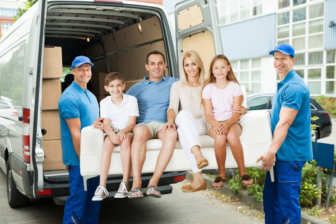 Long distance removals in Barnsley