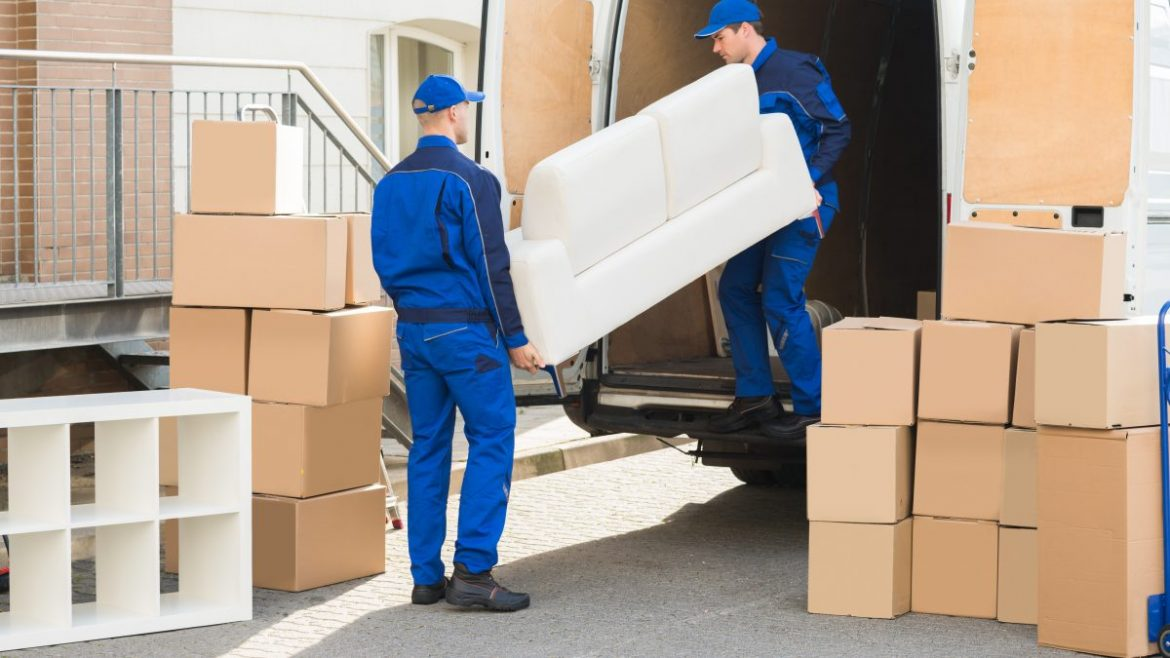 House movers in Leeds