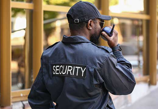 What are the reasons for hiring commercial retail security?