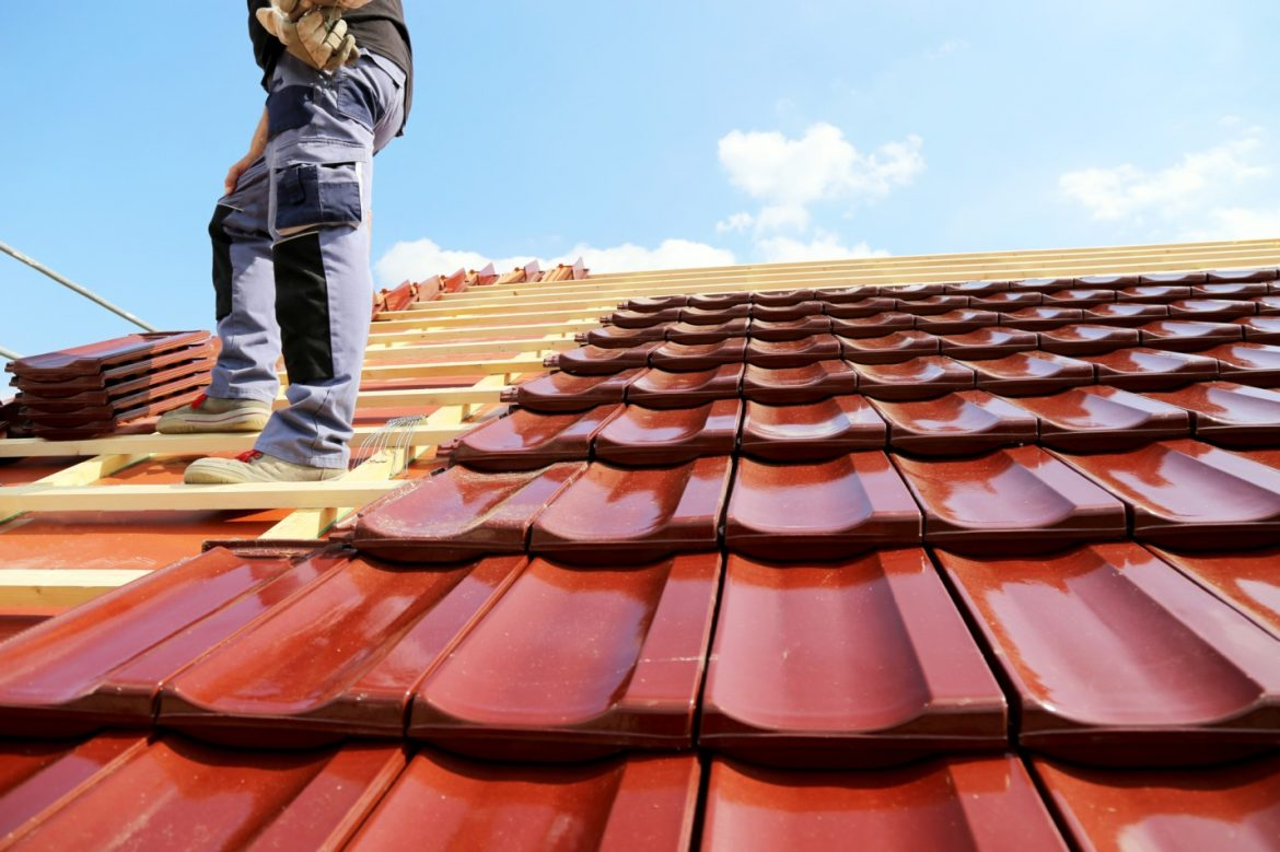 roofing Fife